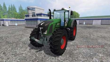 Fendt 936 Vario v1.2 para Farming Simulator 2015