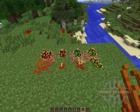 Pams Desert Craft [1.7.2] para Minecraft
