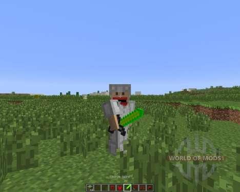 Xenorite [1.6.4] para Minecraft