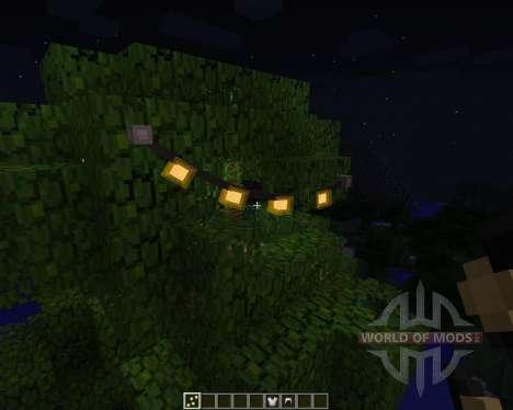 Fairy Lights [1.7.2] para Minecraft