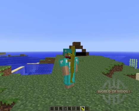 3D Gun [1.5.2] para Minecraft