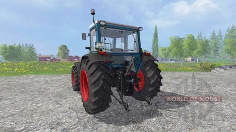 Eicher 2090 Turbo v2.1 para Farming Simulator 2015