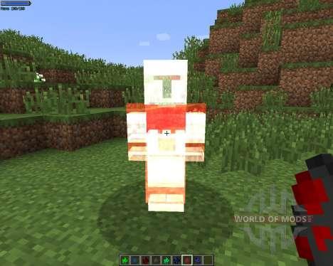 BOTA The Night of the Deads [1.7.2] para Minecraft