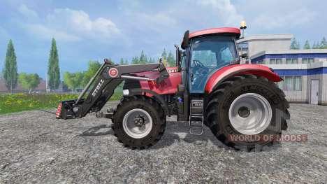 Case IH Puma CVX 160 FL v2.0 para Farming Simulator 2015
