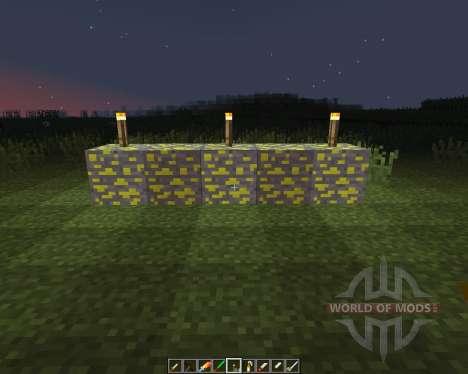 Weapon Arsenal para Minecraft