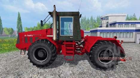 K-744 P3 Kirovets v2.0 para Farming Simulator 2015