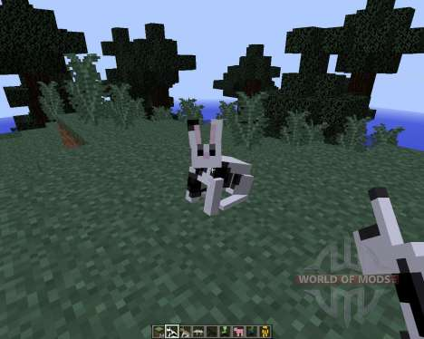 Craftable Animals [1.8] para Minecraft