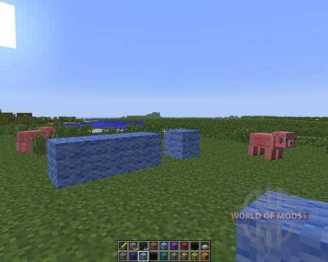 Dual Hotbars [1.6.4] para Minecraft