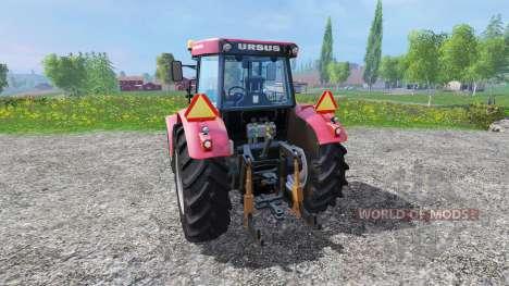 Ursus 15014 FL TUR para Farming Simulator 2015