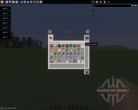 Lots of Food [1.6.4] para Minecraft