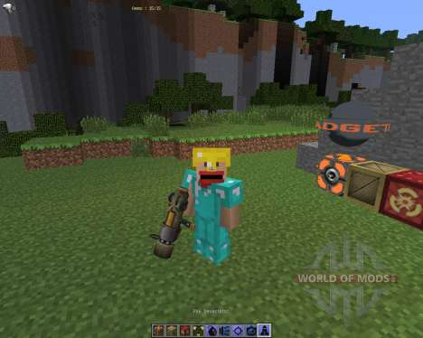 Ratchet and Clank [1.6.4] para Minecraft