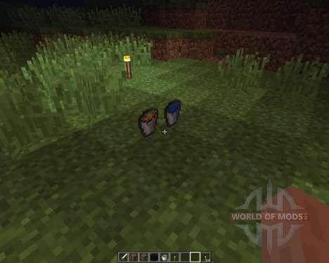 Craftable Obsidian [1.8] para Minecraft