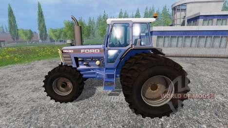 Ford 8630 para Farming Simulator 2015