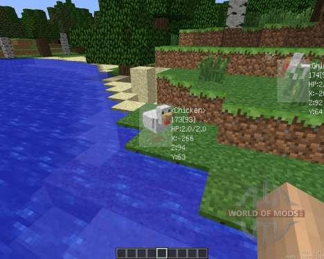 Scouter [1.6.4] para Minecraft