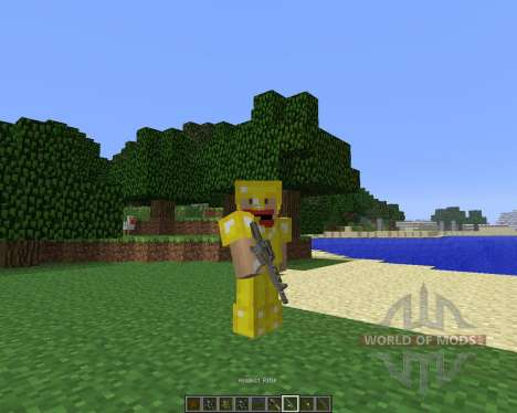 Enemy Soldiers [1.6.4] para Minecraft