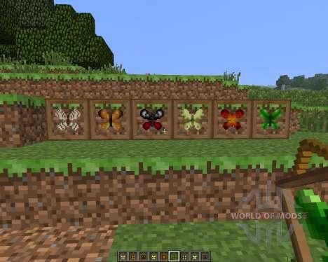 Butterfly Mania [1.6.4] para Minecraft