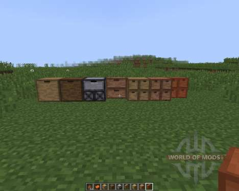 Storage Drawers [1.8] para Minecraft