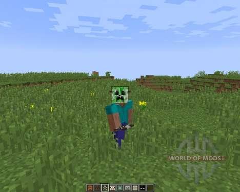 Las máscaras de Mod por Hamster_Furtif [1.8] para Minecraft