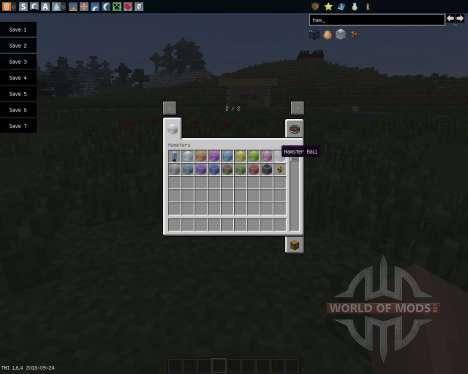 Hamsterrific [1.6.4] para Minecraft