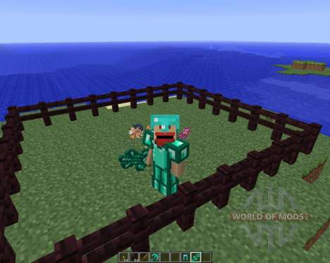 Aquaculture [1.5.2] para Minecraft
