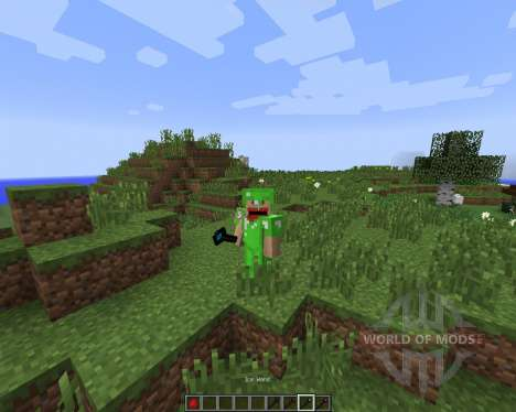 Much More Spiders [1.7.2] para Minecraft