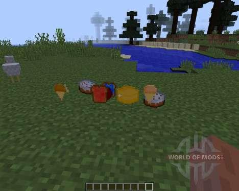 MasterChef [1.8] para Minecraft