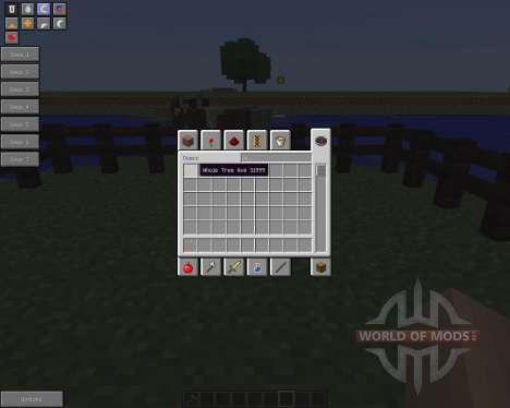 Whole Tree Axe [1.5.2] para Minecraft