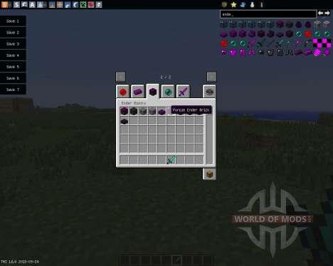 More Enderpearls [1.6.4] para Minecraft