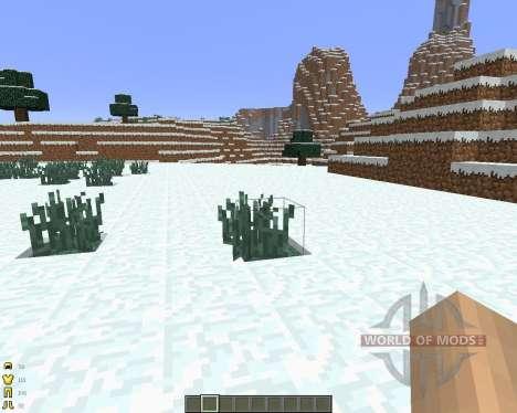 ArmorStatusHUD [1.6.4] para Minecraft