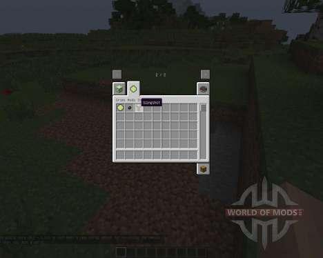 Slingshot [1.7.2] para Minecraft