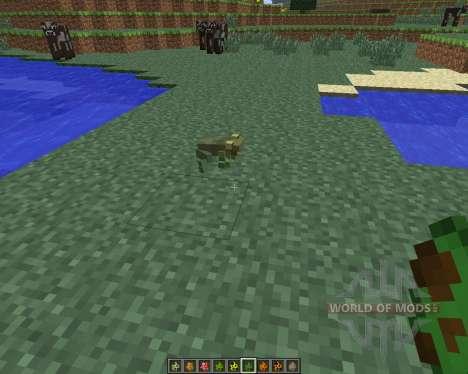 LotsOMobs [1.64] para Minecraft
