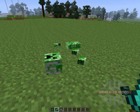Mob Dismemberment [1.6.4] para Minecraft
