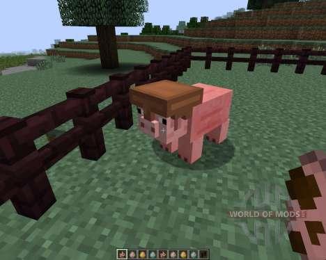 Pig Companion [1.7.2] para Minecraft