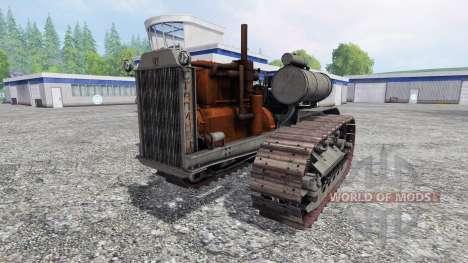 Stalinets-60 para Farming Simulator 2015