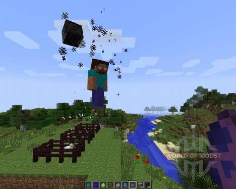 Herobrine [1.7.2] para Minecraft