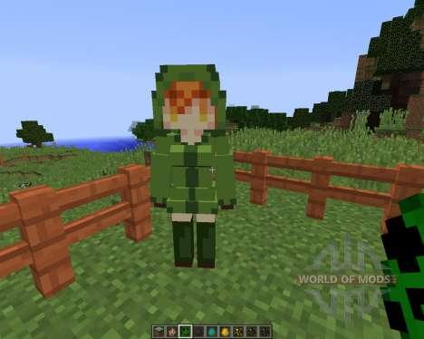 Cute Mob Models [1.8] para Minecraft
