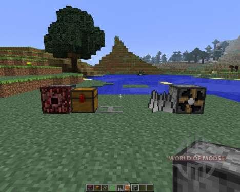 Trapcraft [1.6.4] para Minecraft