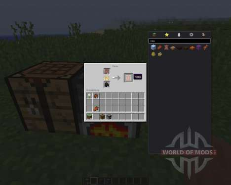 Yet Another Leather Smelting [1.8] para Minecraft