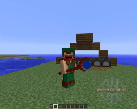Rpg Inventory [1.5.2] para Minecraft