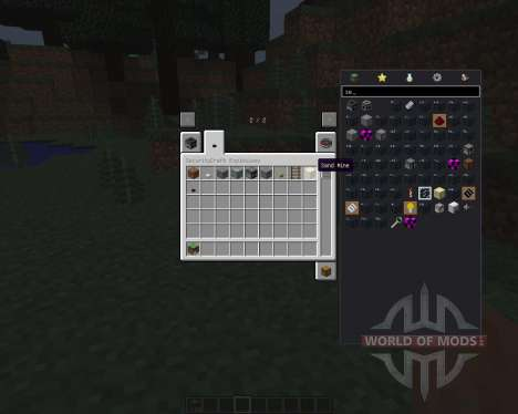 SecurityCraft [1.8] para Minecraft