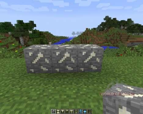 Wild Caves [1.7.2] para Minecraft