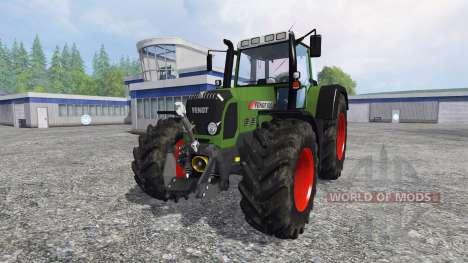 Fendt 820 Vario TMS para Farming Simulator 2015
