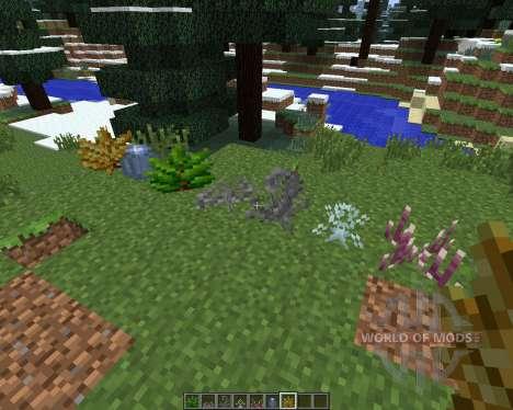 Pams Flowers [1.6.4] para Minecraft