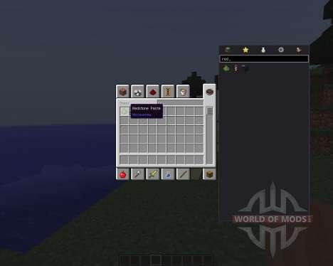 Redstone Paste [1.8] para Minecraft
