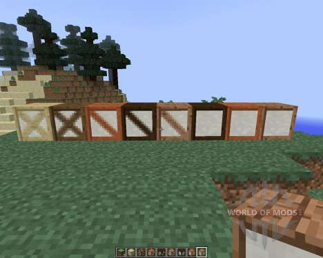 More Materials [1.8] para Minecraft