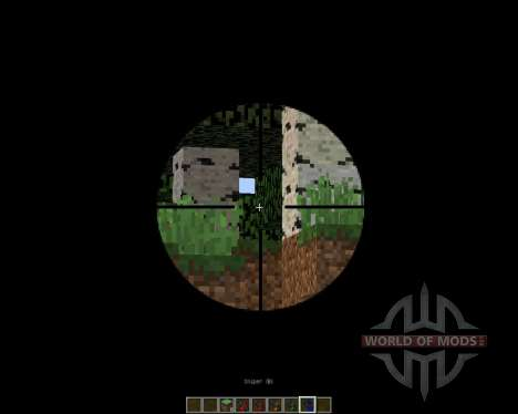 Paintball [1.8] para Minecraft