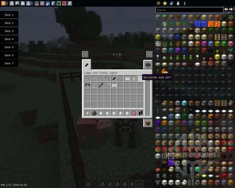 Lamps And Traffic Lights [1.7.2] para Minecraft
