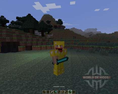 Balkons Weapon [1.6.4] para Minecraft
