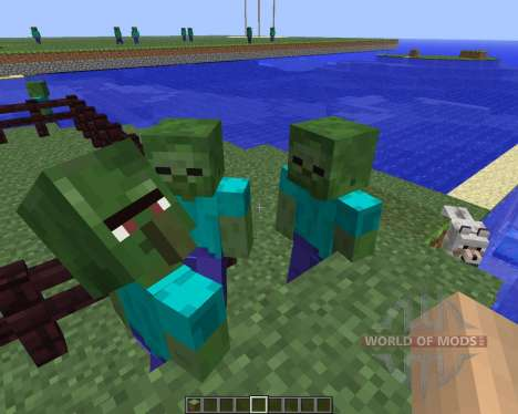 Walking Dead [1.5.2] para Minecraft