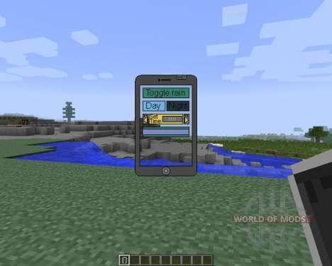iPod [1.7.2] para Minecraft
